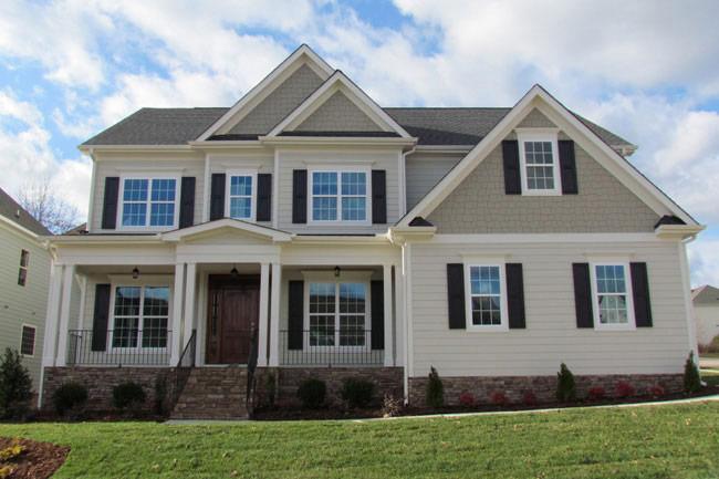Home Building | Lochnora - Durham, NC