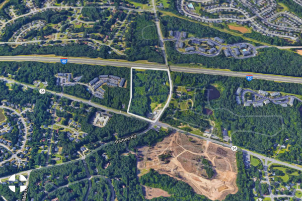 Fuller Land & Develpment Featured in Triangle Land Deal