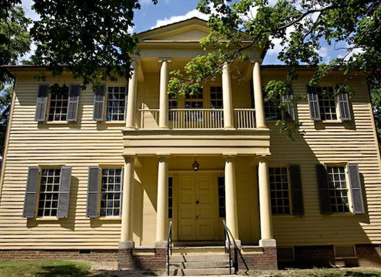 Mordecai House - Raleigh - Traditional Homes