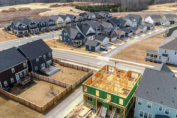 National Housing Trends - HBA Triangle Update