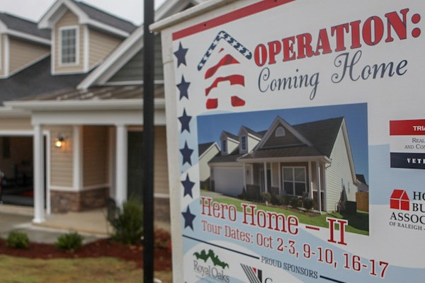 Operation Coming Home - Veteran Housing for Soldiers Coming Home