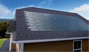 Tesla and Solar Shingles