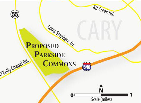 West Cary - Parkside Commons