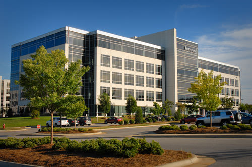 Lenovo Headquarters | Morrisville Land Development