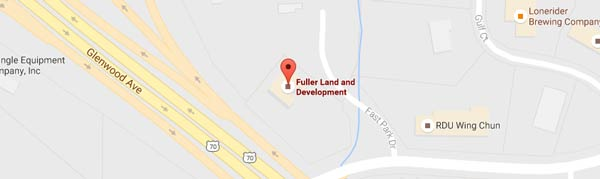 Fuller Office Map